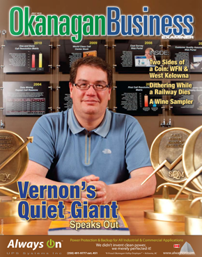 Okanagan Business Vernon's Quiet Giant SQM Group