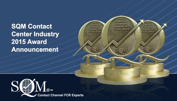 Contact Center Awards 2015
