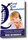 First Call Resolution Book