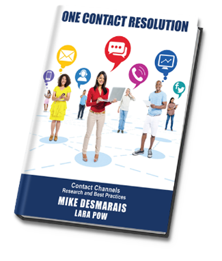 One Contact Resolution Book