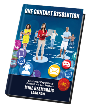 One Contact Resolution 2nd Edition