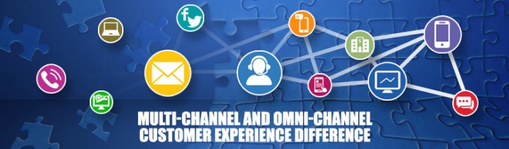 Multi-channel and omni-channel