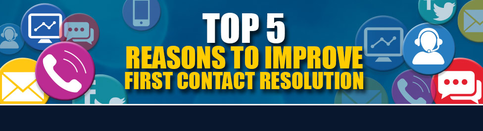Top 5 Reasons to Improve FCR