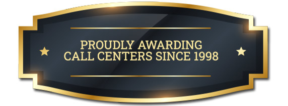 Awarding Call Centers Badge