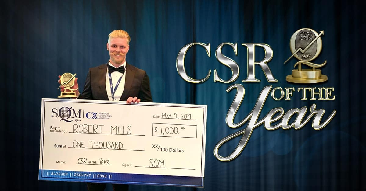 CSR of the Year