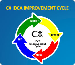 CX IDCA Improvement Plan