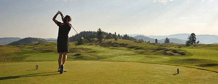 Golf Predator Ridge Cource SQM Conference