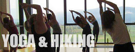 SQM Conferenece Hiking